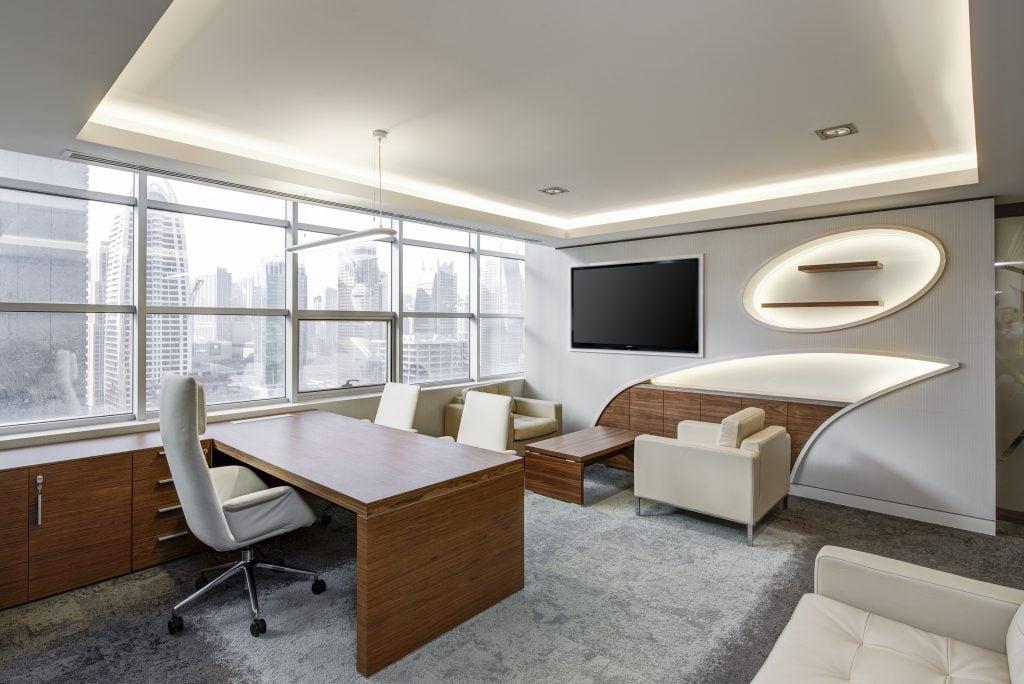 Projektowanie Powierzchni Biurowych 1