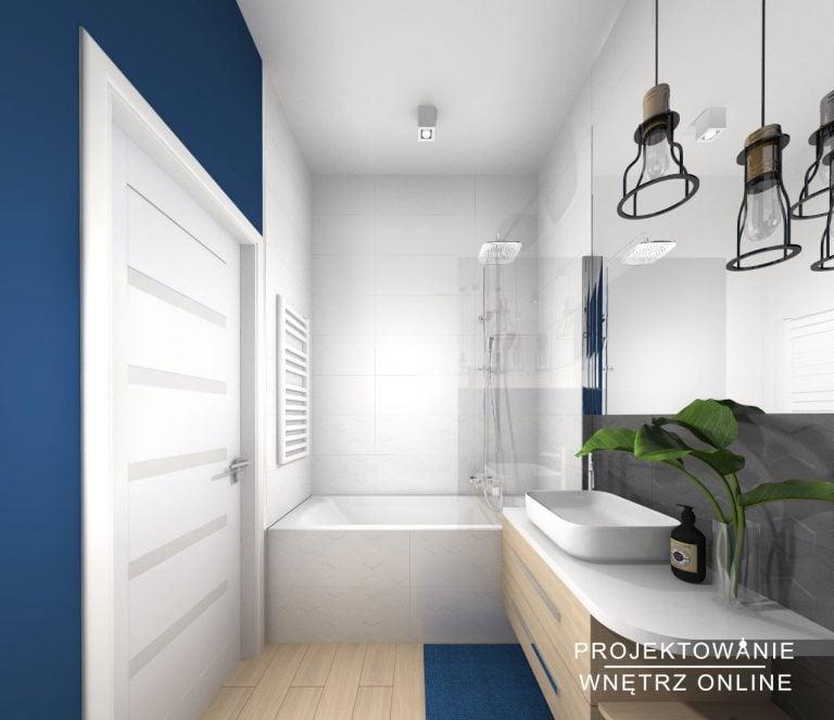 Projektowanie-lazienki-w-kolorze-niebieskim-z-wanna-z-prysznicem