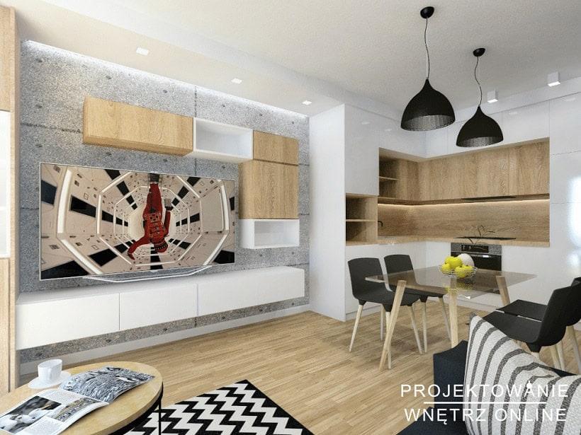 Projektowanie Mieszkania 42