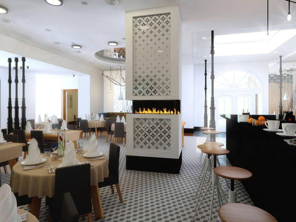 Projektowanie Wnętrz Restauracji 10