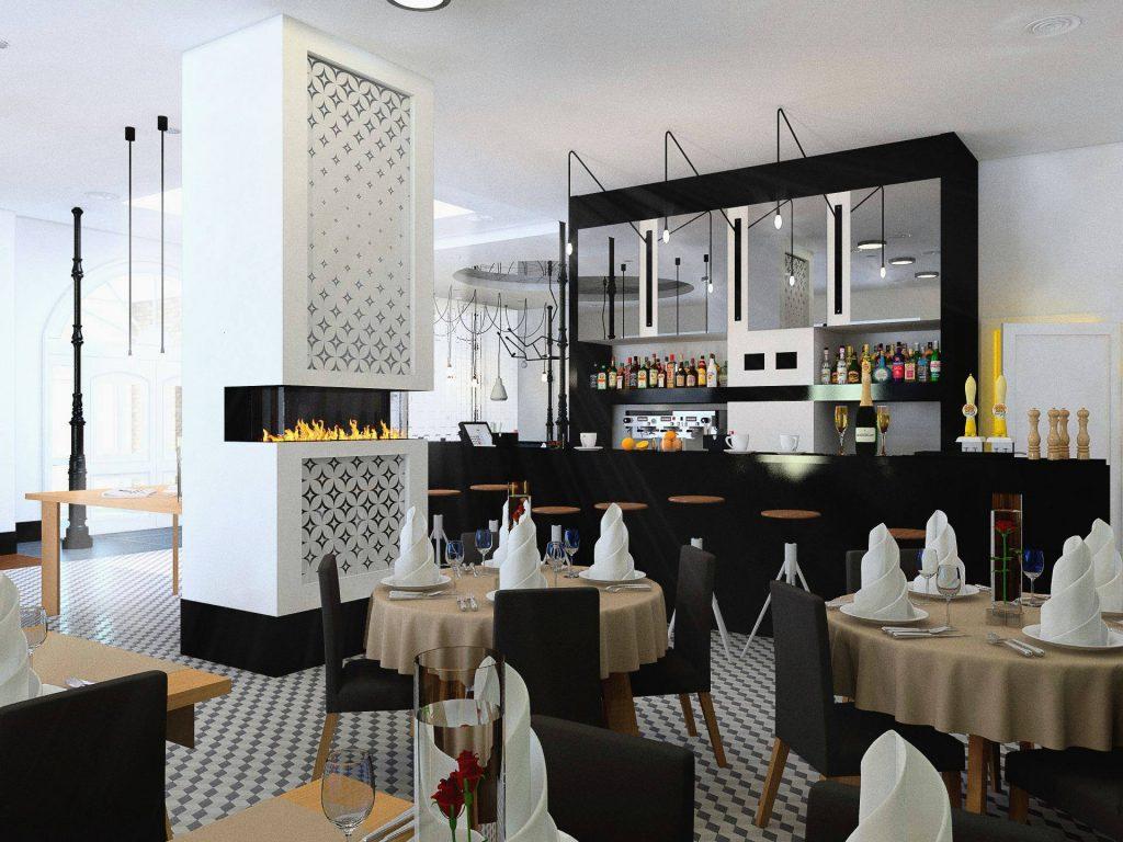 Projektowanie Wnętrz Restauracji 9