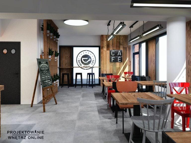 Projektowanie Wnętrz Restauracji 4
