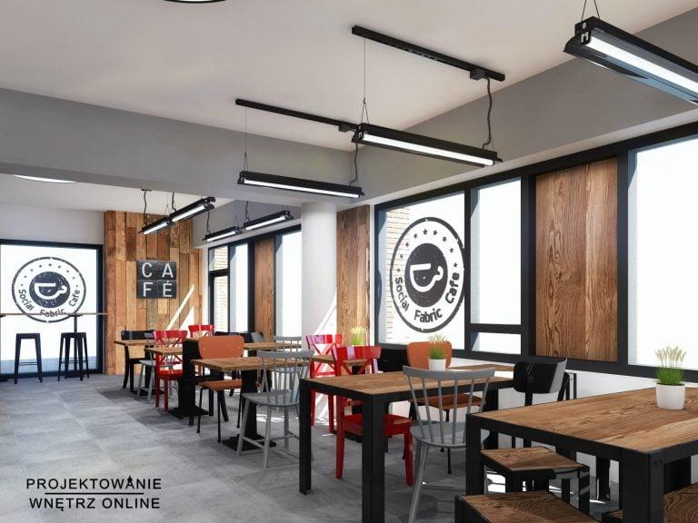Projektowanie Wnętrz Restauracji 3