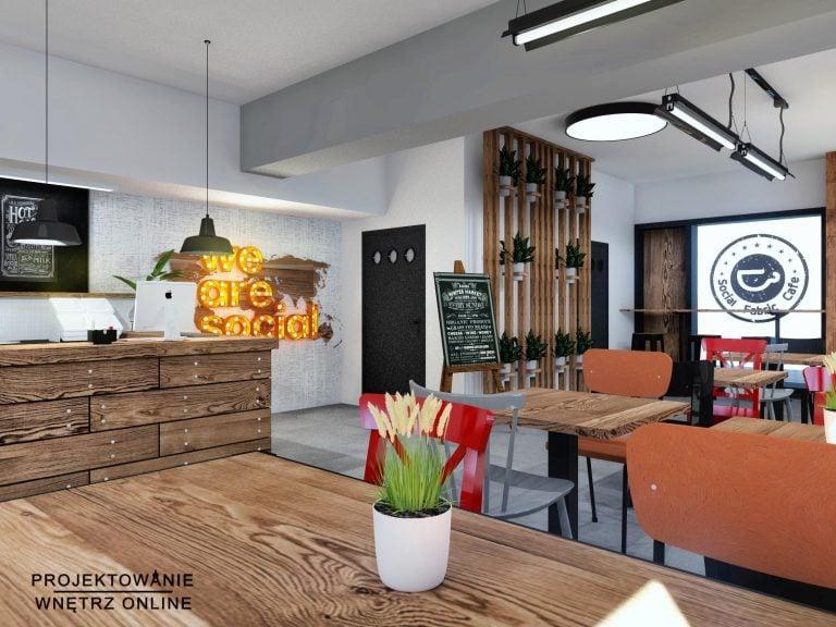 Projektowanie Wnętrz Restauracji 2
