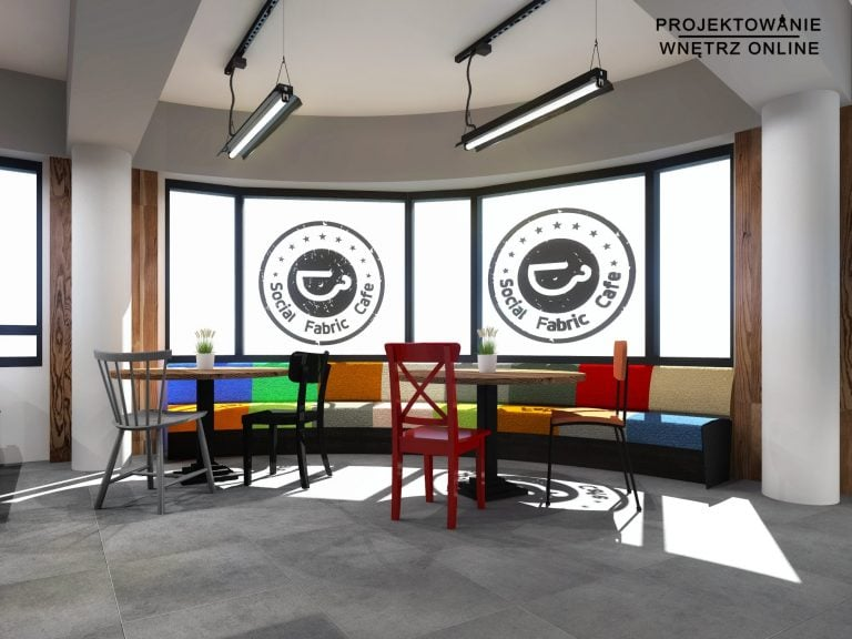 Projektowanie Wnętrz Restauracji 1