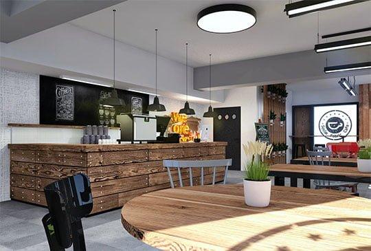 Projektowanie Wnętrz Restauracji 12