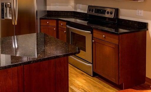Kuchnia panel podlogowy