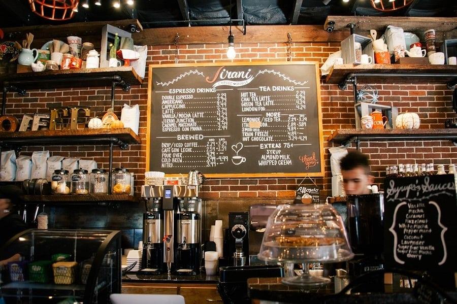 Projektowanie Restauracji Bar