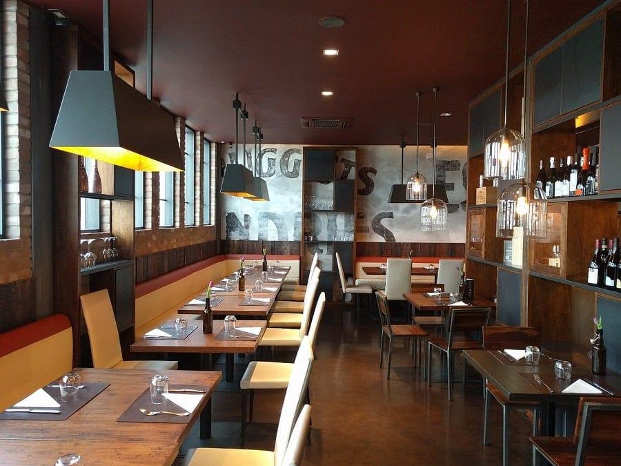 Projektowanie Restauracji meble