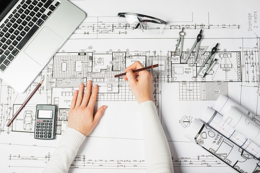 Projektowanie mieszkania
