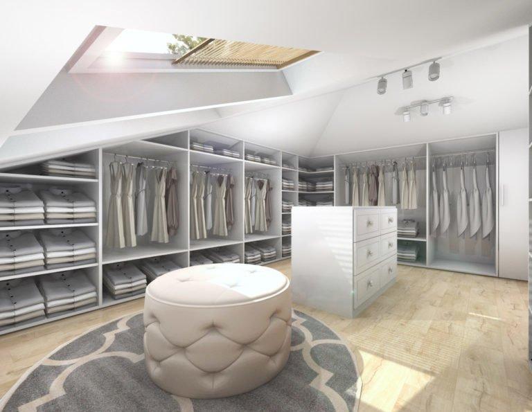 Projekt Garderoby online