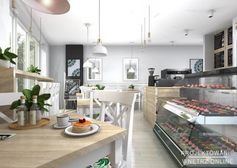 Projekty Kawiarni