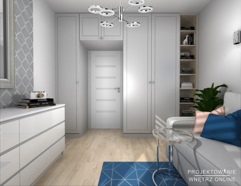 Projektowanie Gabinetu do pracy w domu