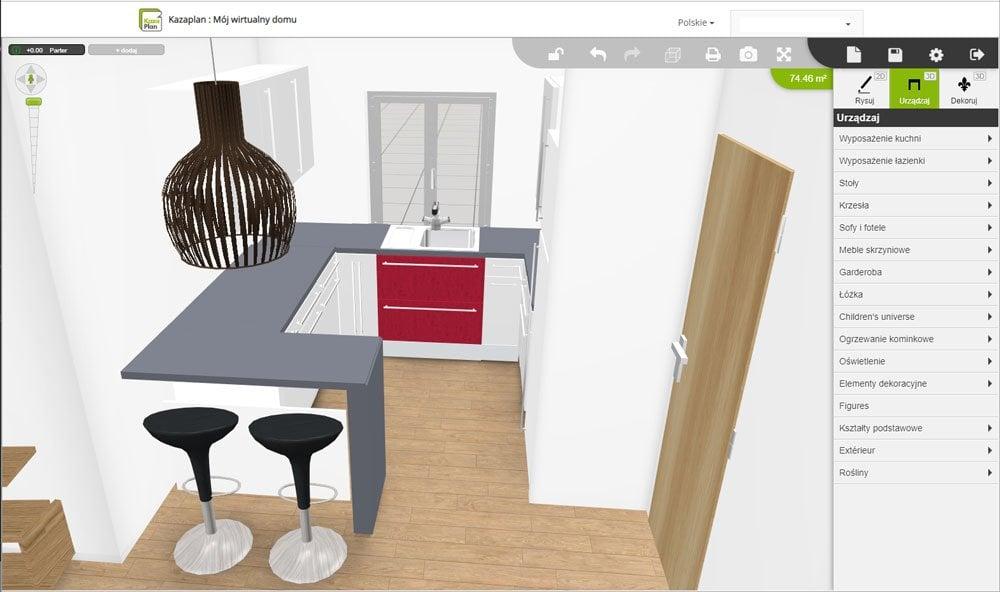 Projektowanie Kuchni Online Projekty Kuchni 2019 R