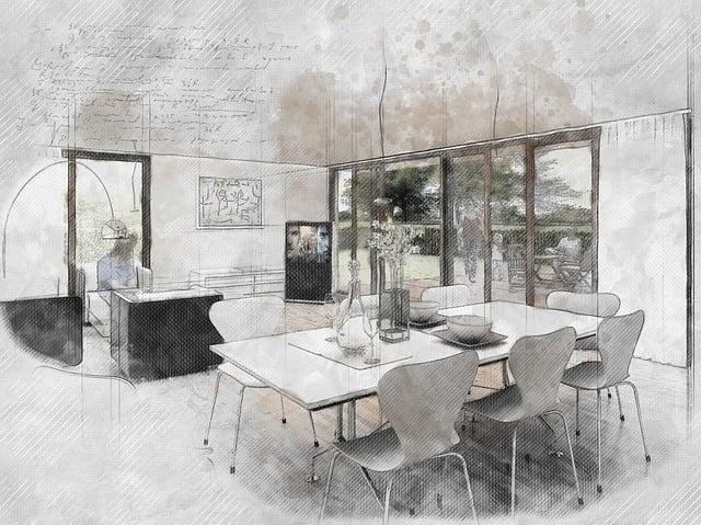 Projektowanie-Wnetrz-Online-Szkic-Projektu