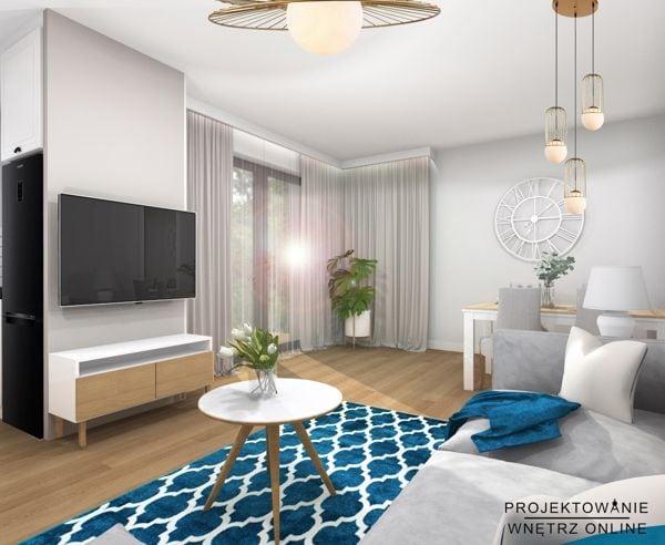 Projekt Mieszkania pod wynajem