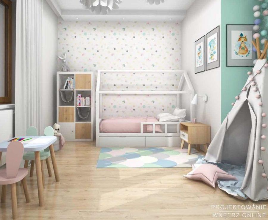 Pokój dla dziewczynki 7
