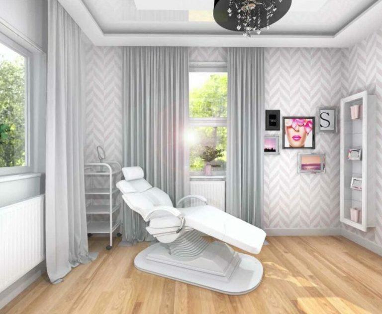 Projekt salonu kosmetycznego