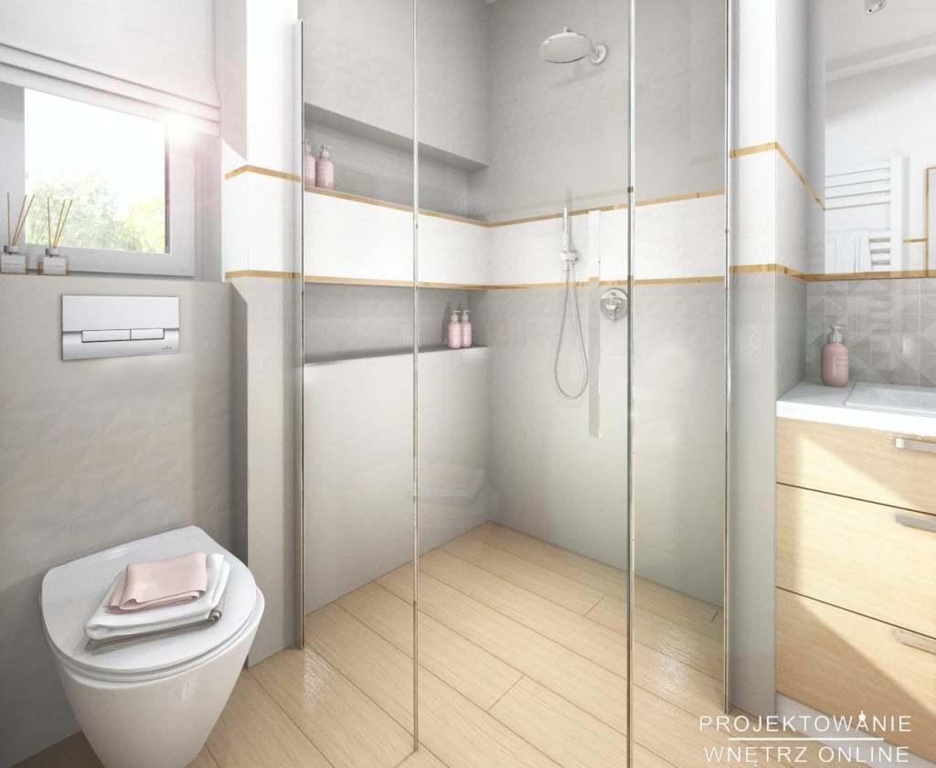 Skandynawska łazienka 6