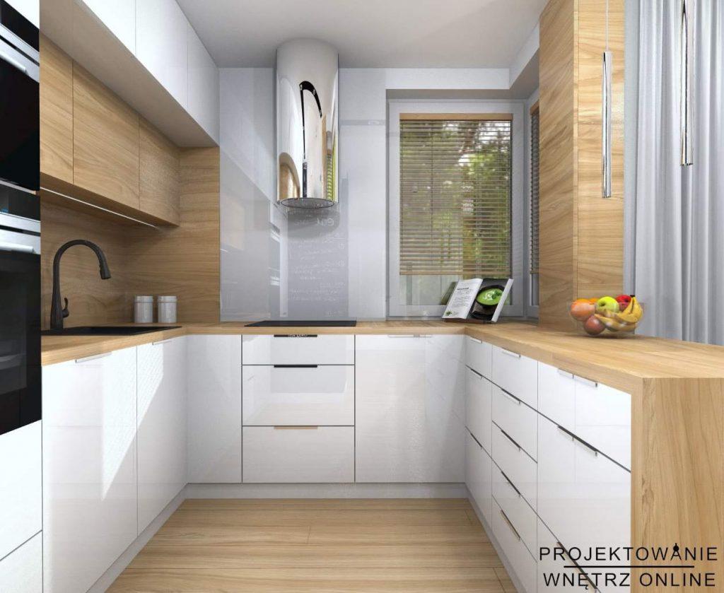 Leroy Merlin projekt kuchni 8