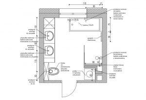 Projektowanie Łazienki 11