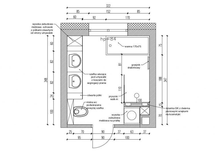 Projektowanie Łazienki 15