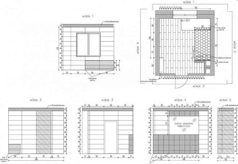 Projektowanie Łazienki 22