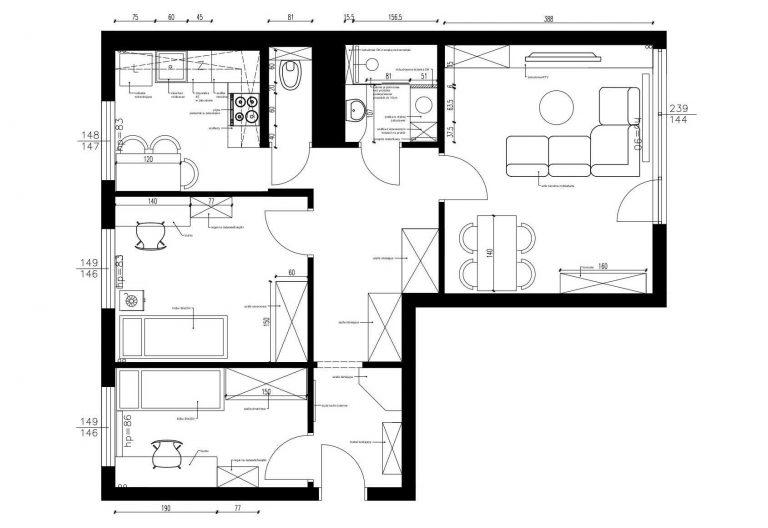 Projektowanie Mieszkania 18