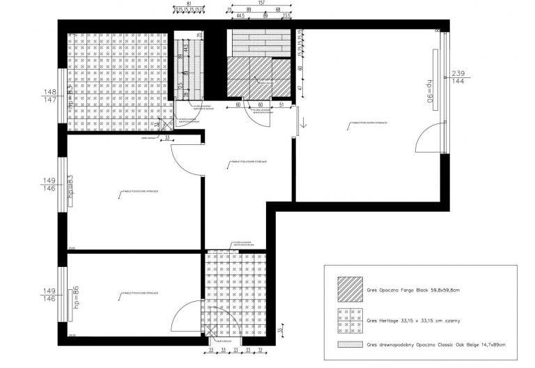 Projektowanie Mieszkania 24