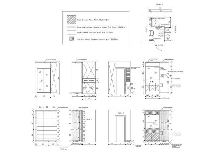 Projektowanie Mieszkania 32