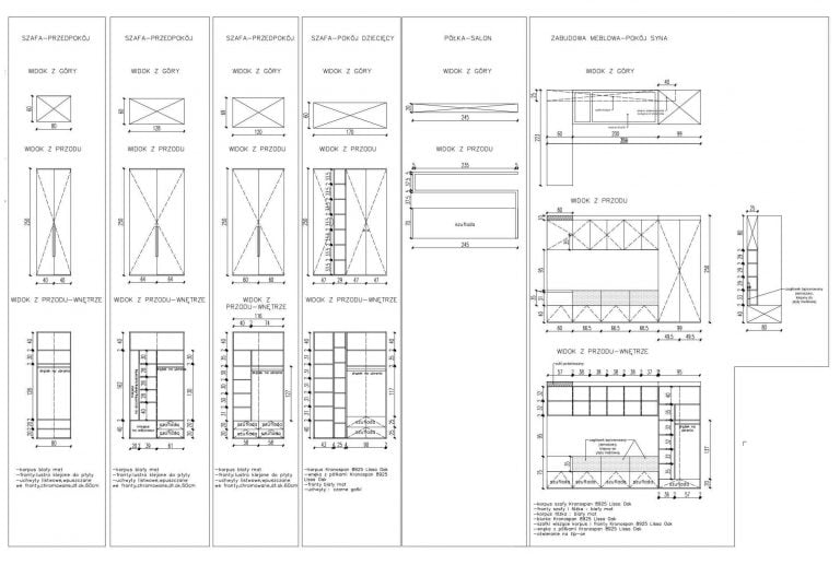 Projektowanie Mieszkania 34