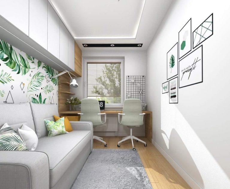Projekt nowoczesnego wnętrza IKEA
