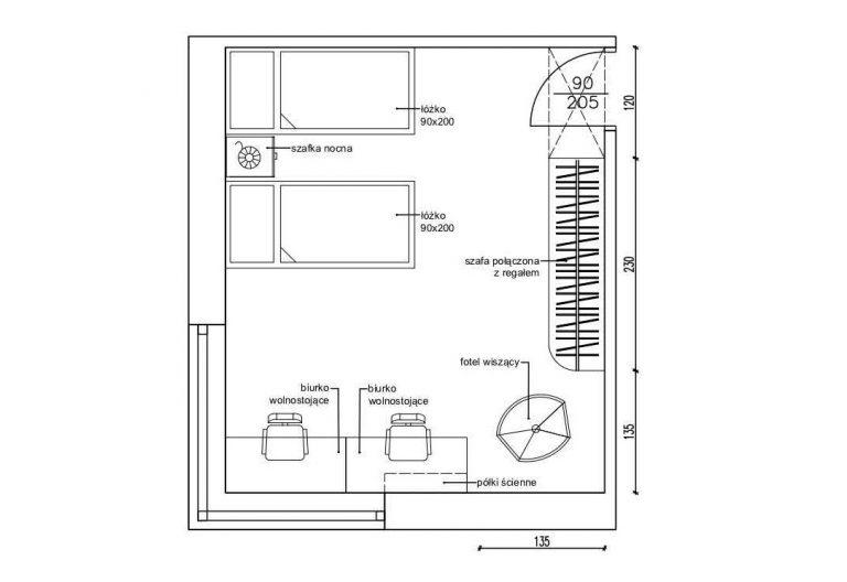 Projektowanie Pokoju Dziecka 17