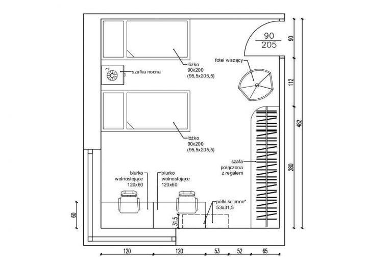 Projektowanie Pokoju Dziecka 19
