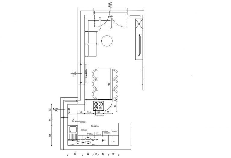 Projektowanie Kuchni 19