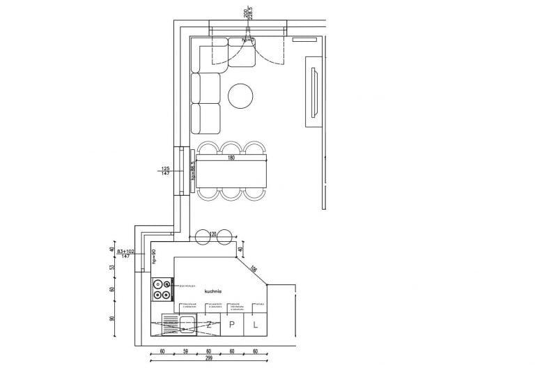 Projektowanie Kuchni 11