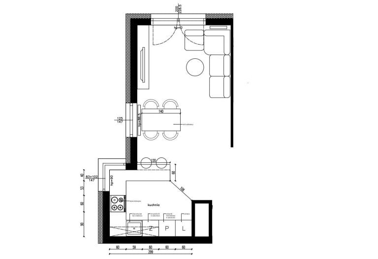 Projektowanie Kuchni 15