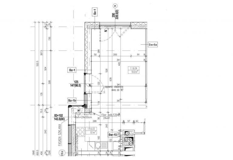 Projektowanie Kuchni 14