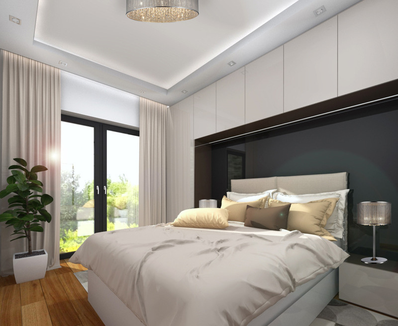 Projekt sypialni IKEA 3