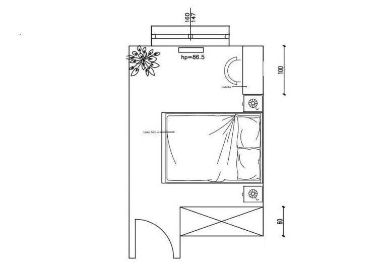 Projektowanie Sypialni 7