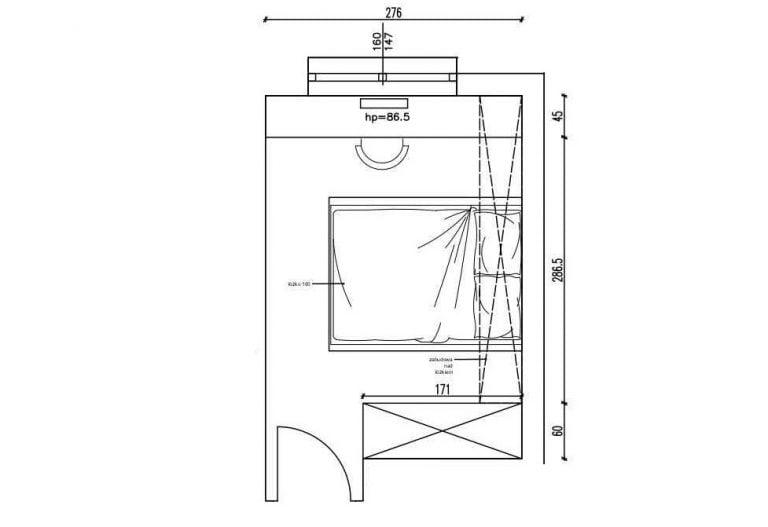 Projektowanie Sypialni 8