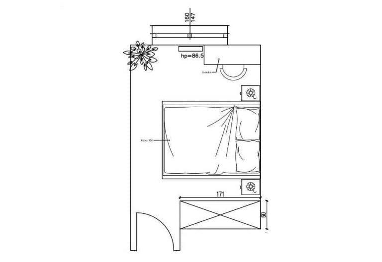 Projektowanie Sypialni 9
