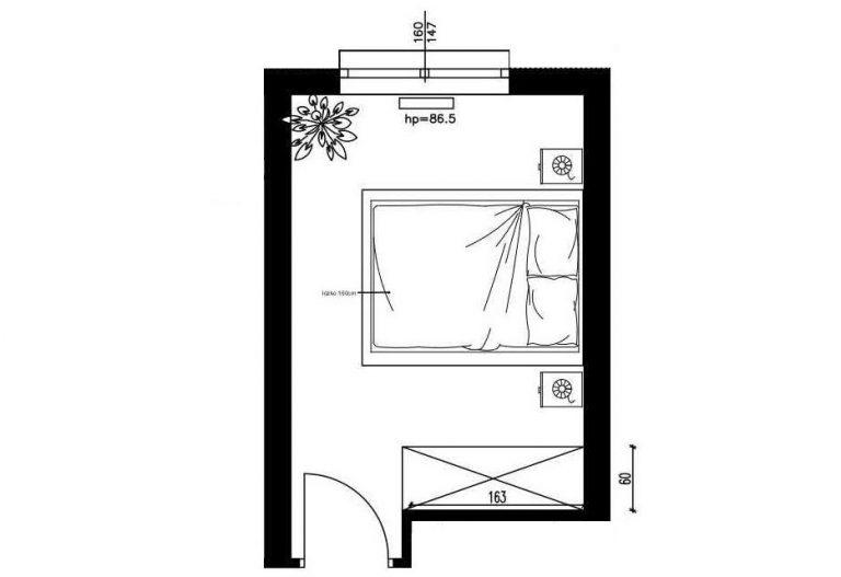 Projektowanie Sypialni 11