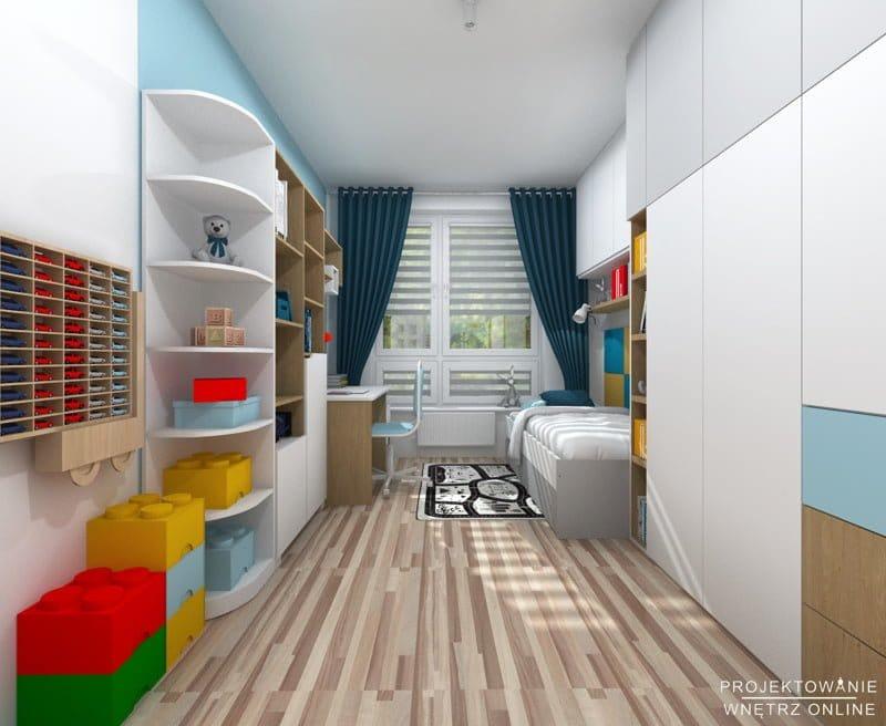 Pokój dla chłopca 4