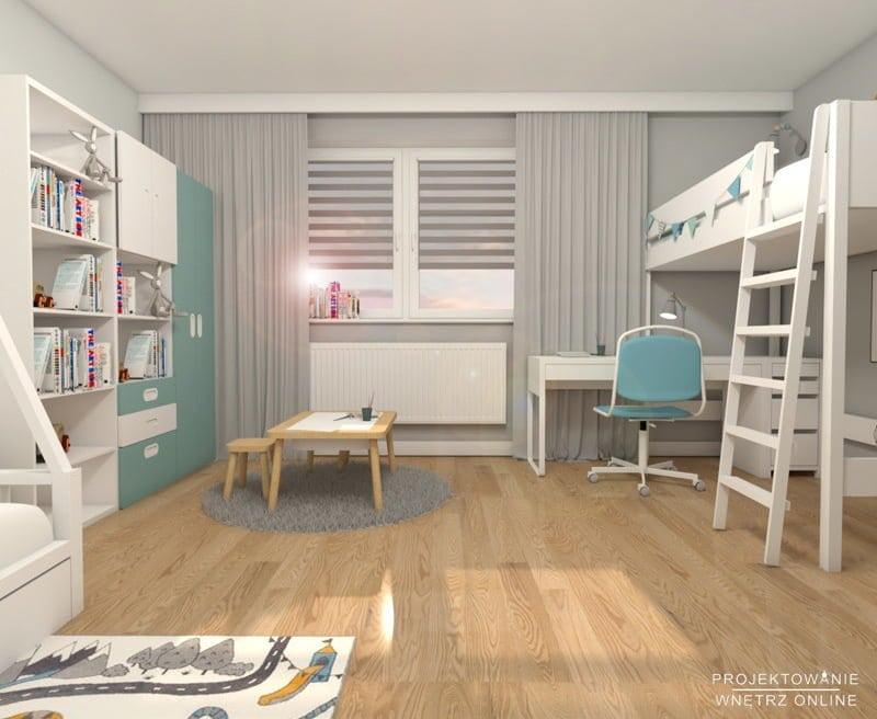 Pokój dziecięcy IKEA 9