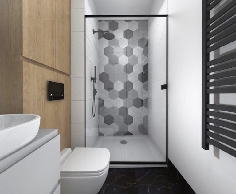 Projekt łazienka Castorama