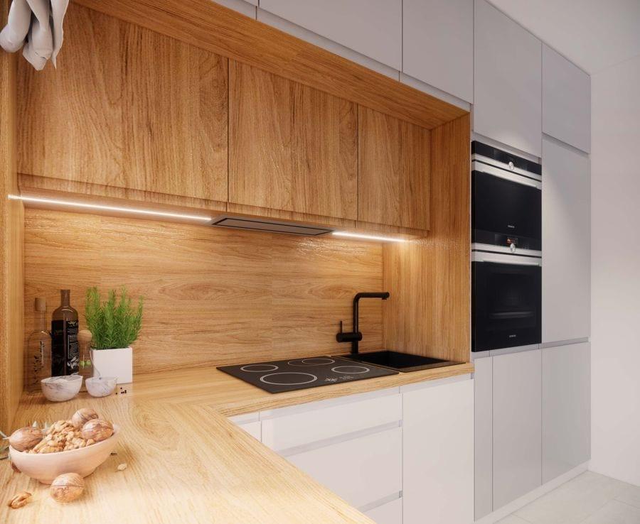 Wystrój kuchni w stylu skandynawskim 5