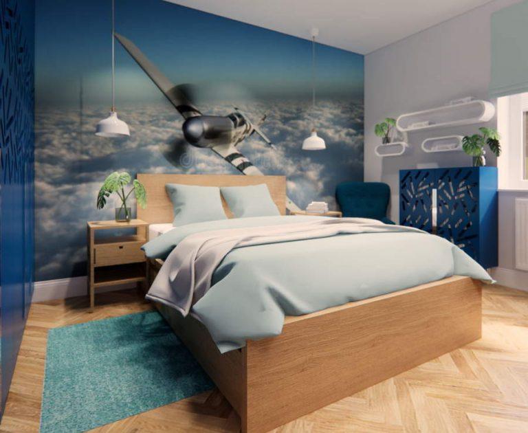 Projektowanie Sypialni 2
