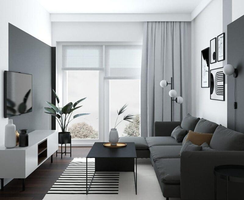 Nowoczesne mieszkanie pod wynajem 1