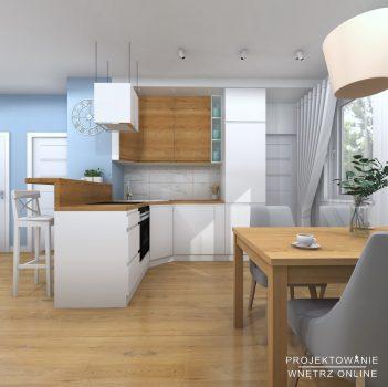 Aranzacja mieszkana w stylu skandynawskim26